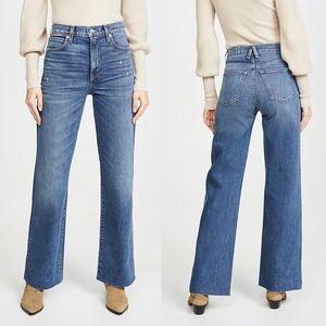 SLVRLAKE Grace Wide Leg Jeans Winterlong